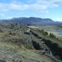Thingvellir National Park, Day tour Reykjavik, Iceland