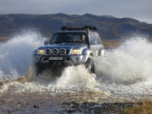 Off road, Super Jeep, shore excursionday tour, Akureyri Iceland