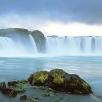 Godafoss, shore excursion day tour, akureyri, Iceland