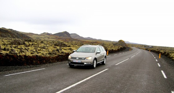 Self drive & Rental Cars for Cruise Ships in Reykjavik & Akureyri, Iceland
