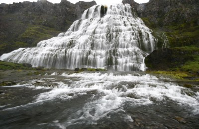 Dynjandi Waterfall, Isafjordur
