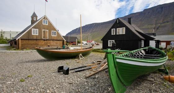 Walking tour, Isafjordur Maritime Museum